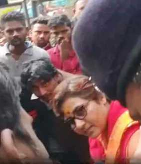 pragya thakur about bhopal college incident