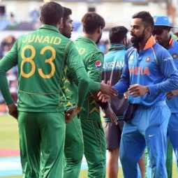 india pakistan worldcup match summary and players records