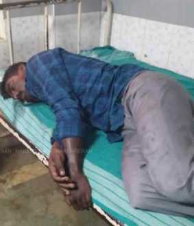 thiruvarur collector office incident