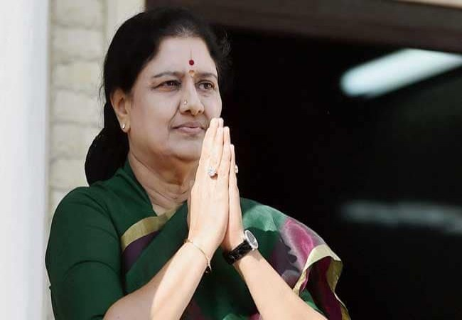 sasikala, ilavarasi health condition bangalore hospital statement