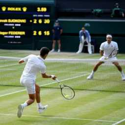 Corona Virus Impact - Wimbledon Tennis Cancel