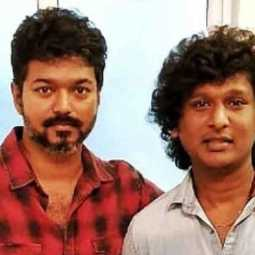 vijay with lokesh