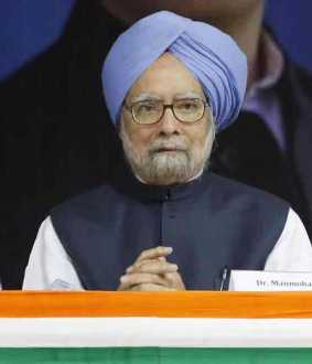 manmohan singh elected as rajyasabha member from rajasthan