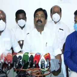 DISQUALIFIED MLAS PRESSMEET AT MADURAI FOR TODAY