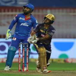 ipl match delhi capitals vs kolkata knight riders