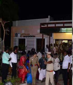 incident nellai... police investigation