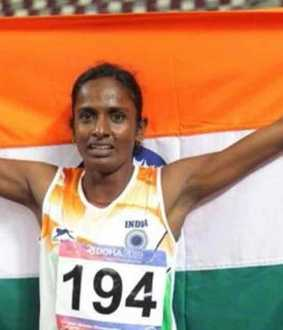 gomathi denies the usage of banned substances in asian championship