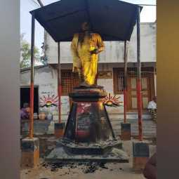ANNA STATUE INCIDENT IN KALLAKURICHI DISTRICT