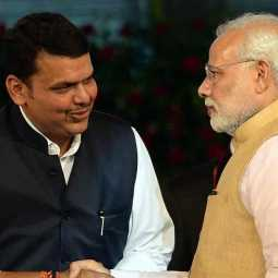 devendra fadnavis thanks modi
