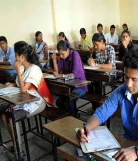 jee advanced exam students