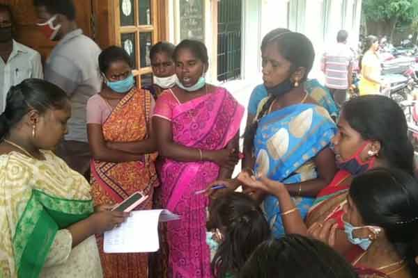 ration shop problem in kuthalam