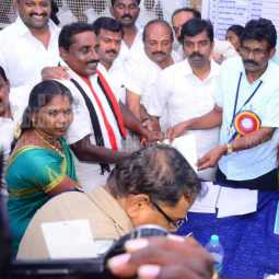 admk Candidate got Success Certificate