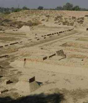 ancient city named as bazeera found in northwest pakistan