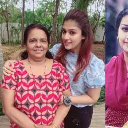 celebrities mothers day photos