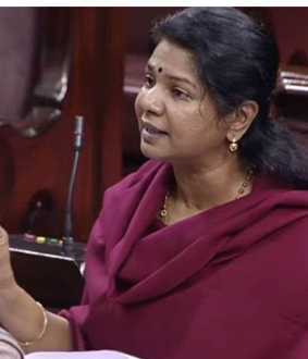 tamilnadu dmk mp kanimozhi speech at lok sabha based on citizenship amendment bill 2019