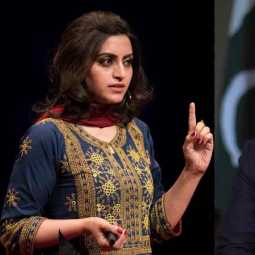 gulalai ismail and her views on pakistan