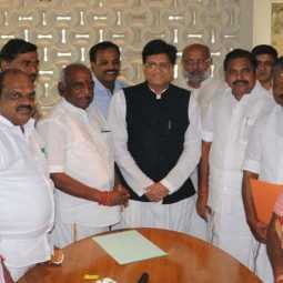 tamilnadu assembly by election admk and bjp alliance may be breake out