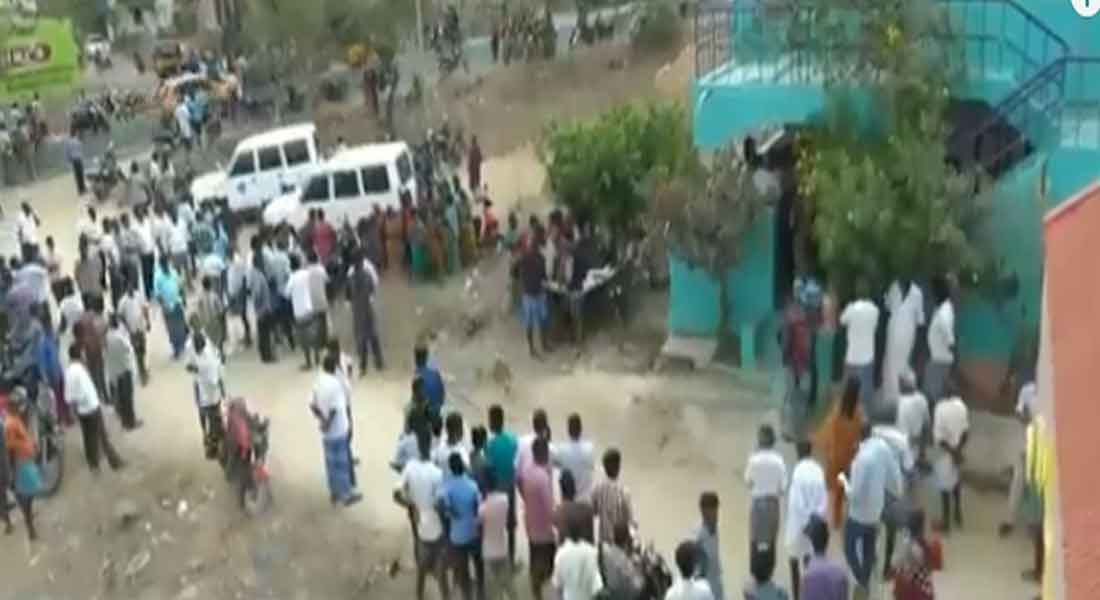 murder incident in thiruthani