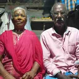 Poompuhar Mayiladuthurai district - Elderly couples - Decision -