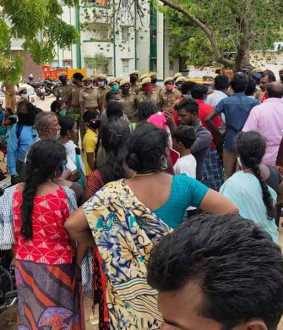 INCIDENT IN THATTARMADAM