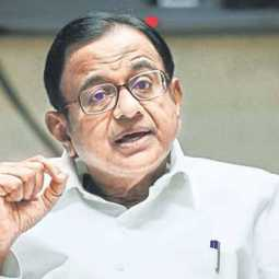 Welcome ... But this is not enough ... P. Chidambaram