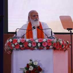 PM NARENDRA MODI SPEECH WITH JIPMER AT PUDUCHERRY