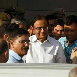 lie detection test for chidambaram