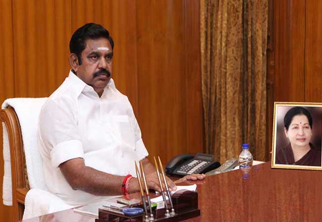 no bodies ration card in transgender cm palanisamy announced rice