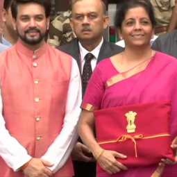 union budgets hindi languages improve states rs 50 crores released minister nirmala sitharaman announced