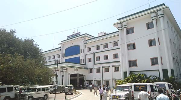 District Collectorate, Coimbatore