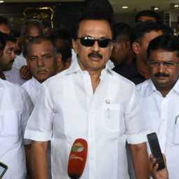 State Information Commissioner SELECTION MEETING DMK PRESIDENT NOT PARTICIPATE