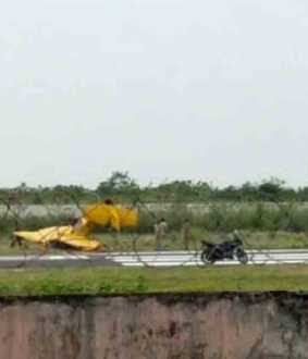 tamil girl passed away in flight accident in odisha