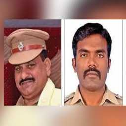 police inspector sridhar and si balakrishnan bail petition filled