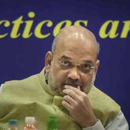 minor operation for amit shah