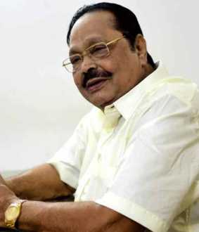 Corona to DMK General Secretary Duraimurugan !!