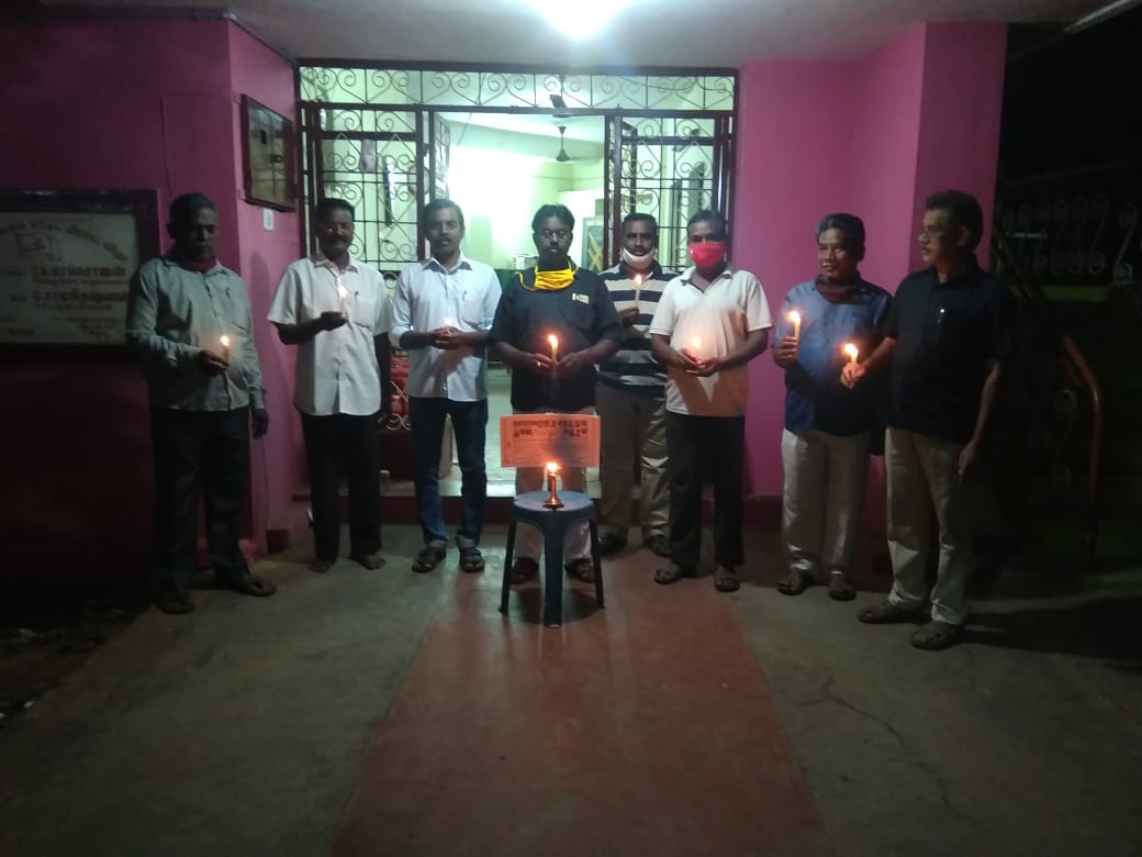 commemoration to those who lost lives in NLC boiler incident
