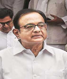 former union minister p chidambaram may be arrest in cbi wait for residence