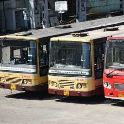 GOVERNMENT BUS EMPLOYEES IN TAMILNADU