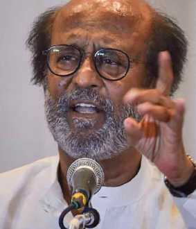 Open the Tasmak, forget the dream of coming back to power - Rajinikanth