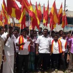 More than 60 Tamil Nationalists arrested