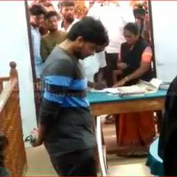 Impersonation of the Need Exam:   Dharmapuri Government Medical College Student surrender in salem court
