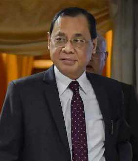 ranjan gogoi tested positive for corona
