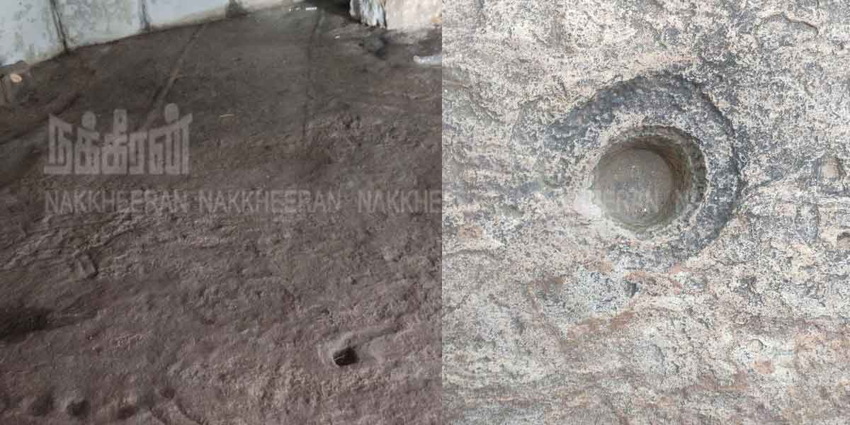 Discovery of Samanar's beds in Madurai!