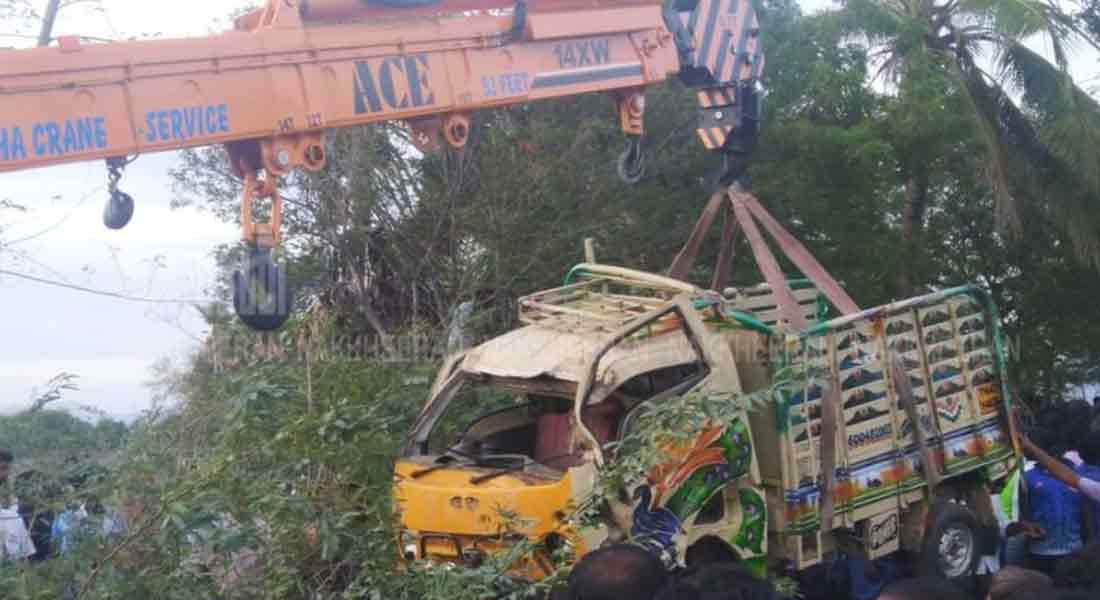 accident near thiruchy