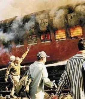 nanavati mehta commision report about godhra train accident