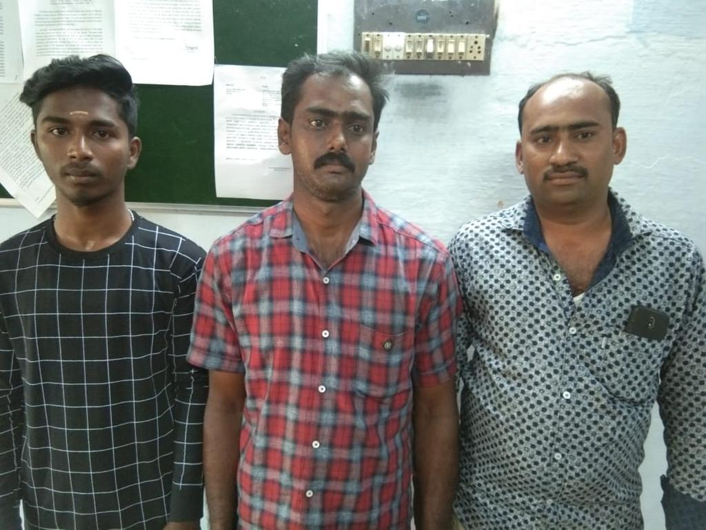 Rumor about Corona ... Three arrested in Erode