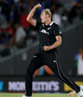 newzealand won a bileteral series against india after six years