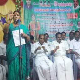 AIADMK MLA about MGR Story