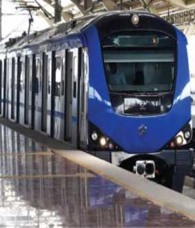 chennai tms metro train station chennai high court