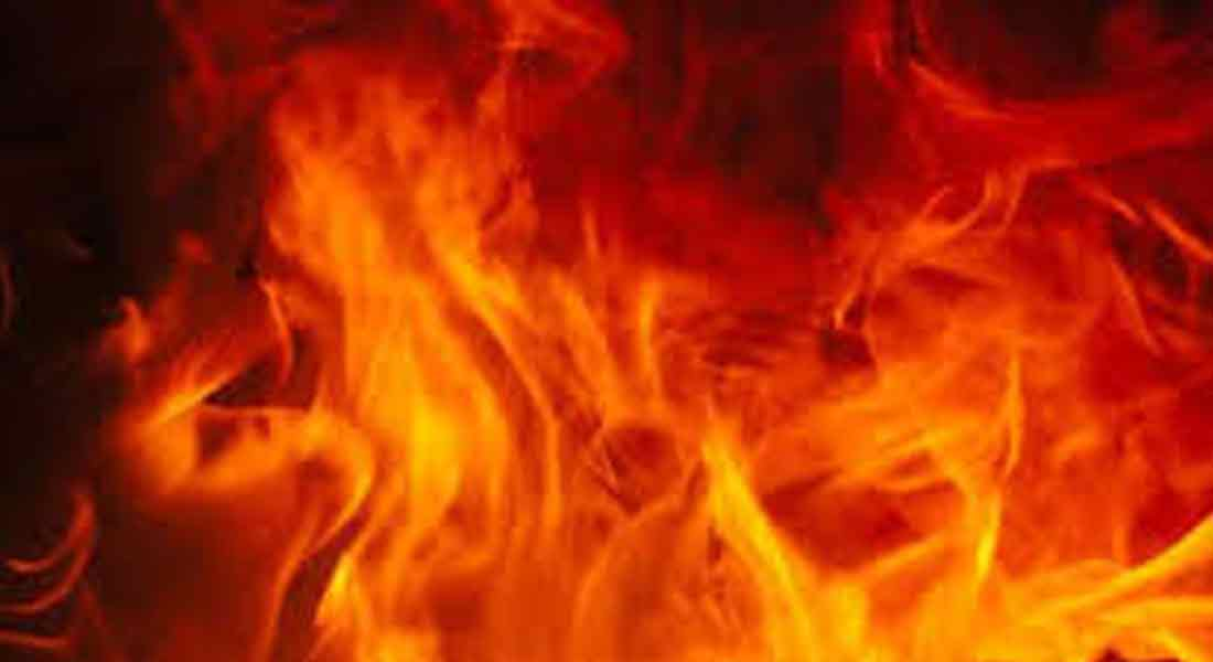 Fire at Thanjavur Government Hospital